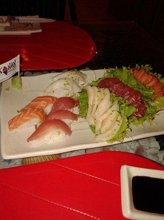 Konan Sushi: Festival sashimis