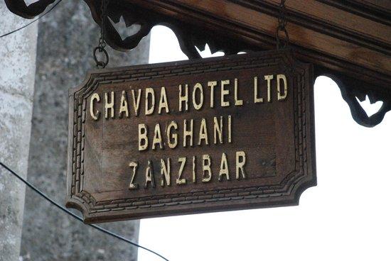Chavda Hotel Ltd: Hotel Chavda