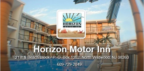Horizon Motor Inn : Enjoy the Good Likfe!