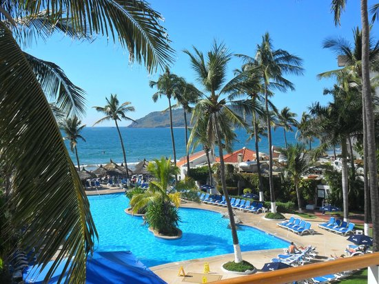 The Inn at Mazatlan: View from room
