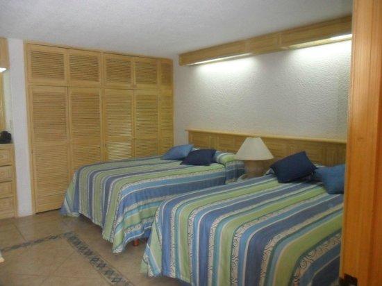 The Inn at Mazatlan: Bedroom