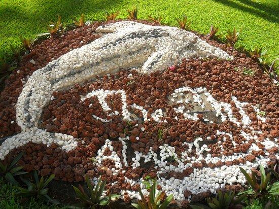 The Inn at Mazatlan: Garden art