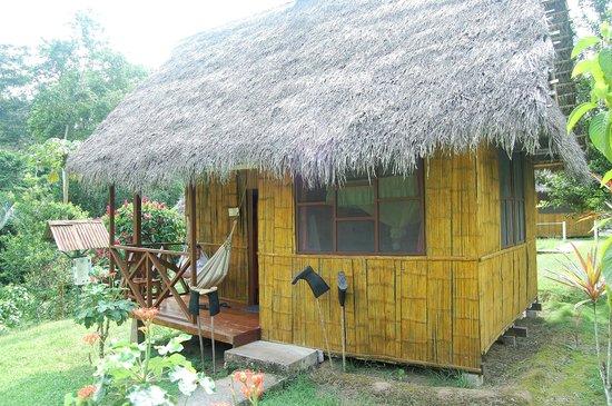 Yarina Eco Lodge: Cabin exterior