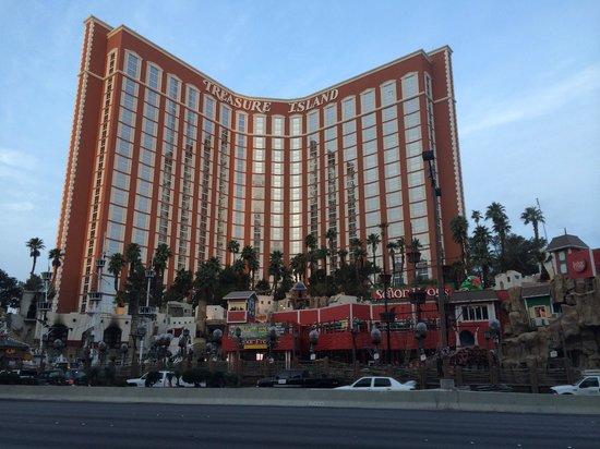 Treasure Island - TI Hotel & Casino: Here now :)