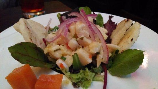 Miami Culinary Tours - Private Tours : bolivar cerviche