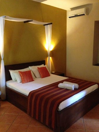 Manala Hotel: Room 5 Bedroom