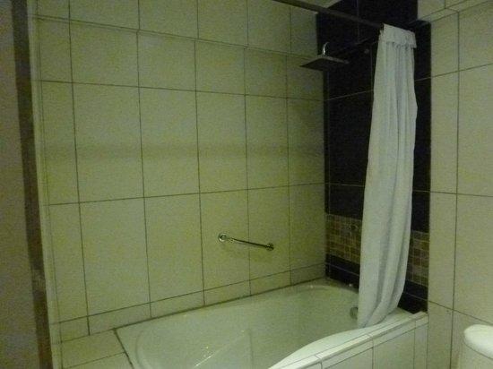 Casa del Sol Machupicchu: Best shower in PERU