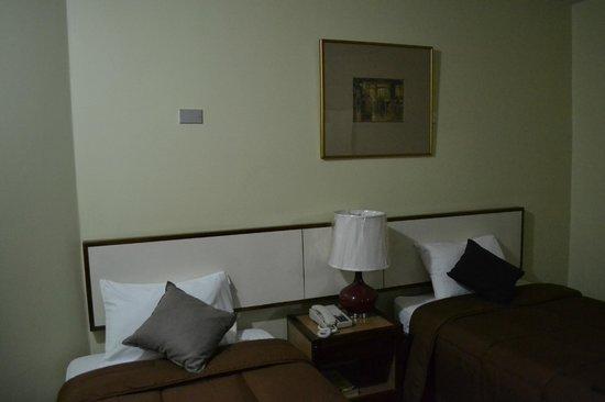 Hotel Villa Tournon: Habitacion triple