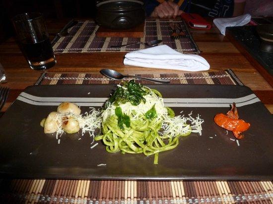 Casa del Sol Machupicchu: Dinner