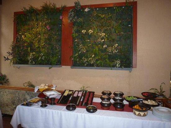 Casa del Sol Machupicchu: Breakfast