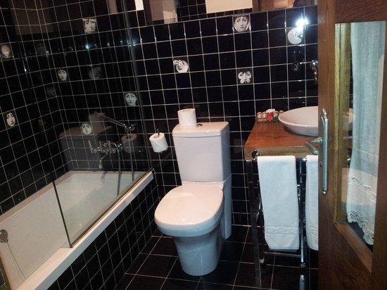 Casa do Ferreiro: baño