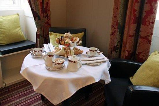 Langholm, UK: Afternoon Tea