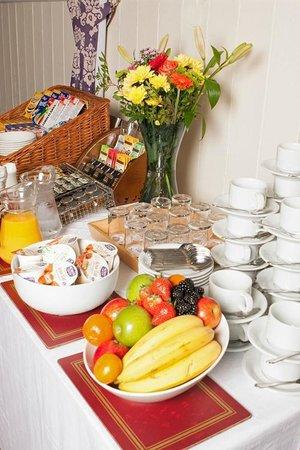The Dining Room: Breakfast Buffet