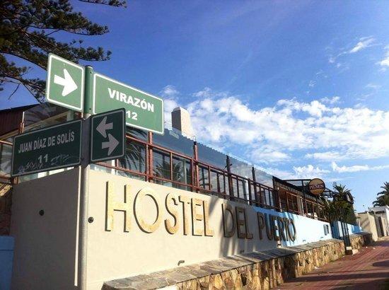 Hostel Del Puerto: Here we are