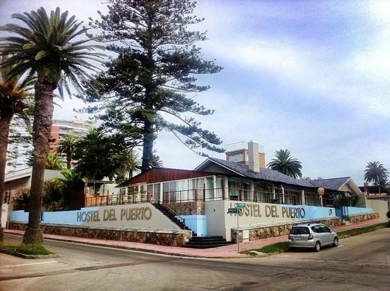 Hostel Del Puerto: Here it is