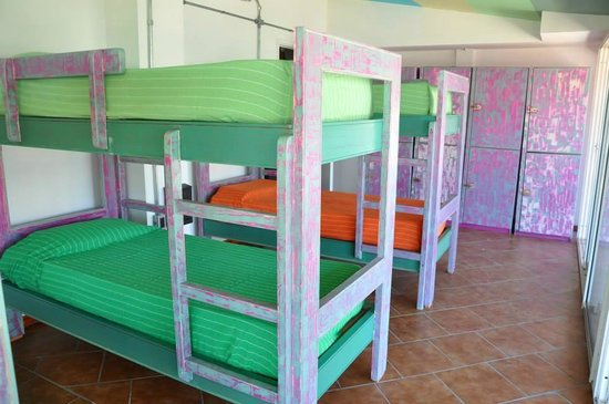 Hostel Del Puerto: Bed and Lockers