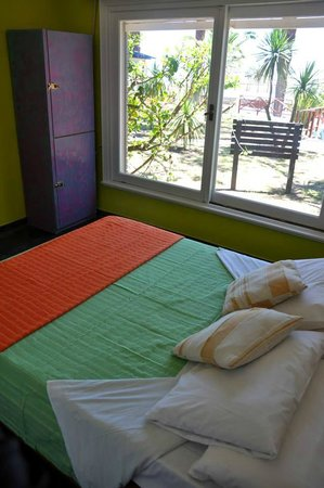 Hostel Del Puerto: Privated double bed