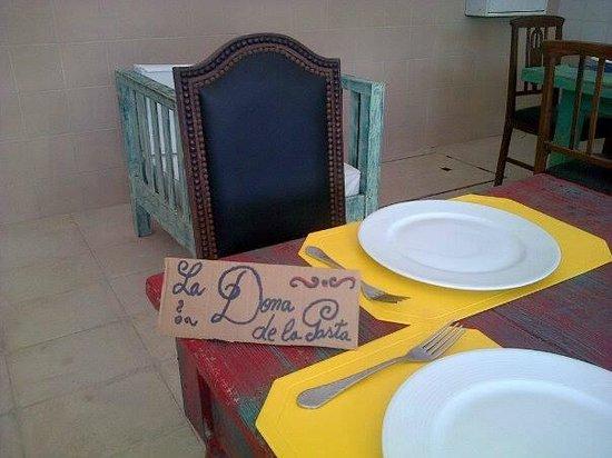 Hostel Del Puerto: reservated =)