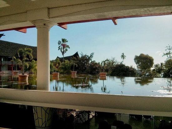 Le Meridien Tahiti : Lobby
