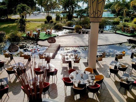 Le Meridien Tahiti : Restaurant