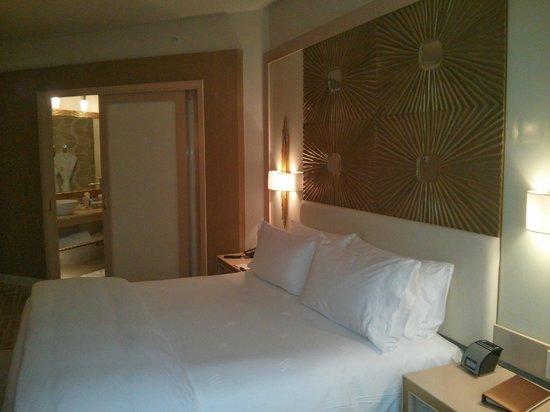 Waldorf Astoria Panama: Comfy bed