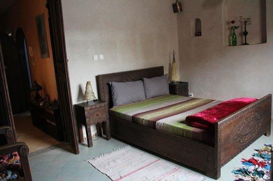 Casa Guapa de Tamuziga: Apartment II Bedroom