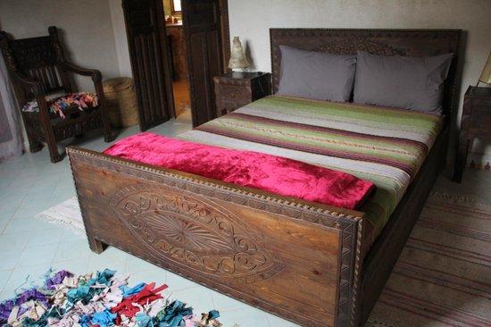 Casa Guapa de Tamuziga: Bedroom