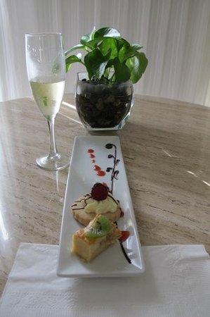 Sheraton Buganvilias Resort & Convention Center: welcoming gift