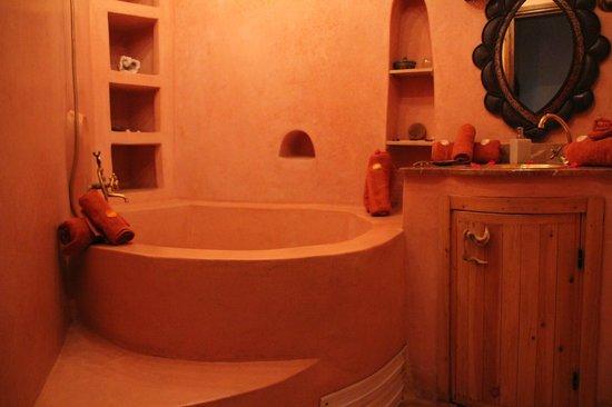 Casa Guapa de Tamuziga: Bathroom