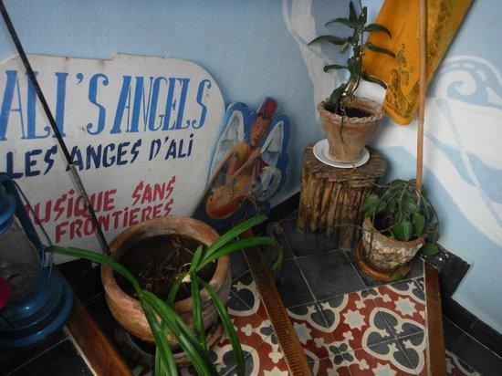 Casa Guapa de Tamuziga: Staircases