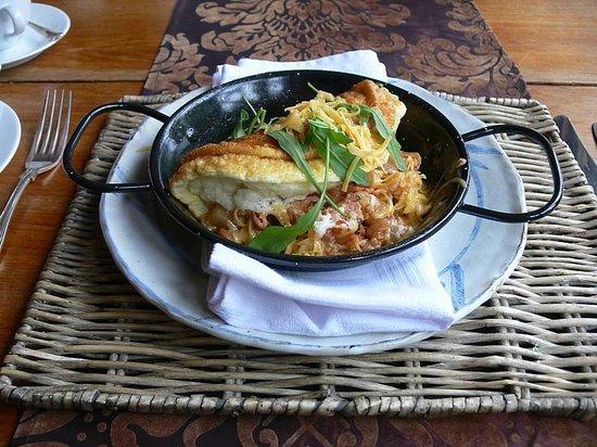 Terra Casa: Breakfast souffle