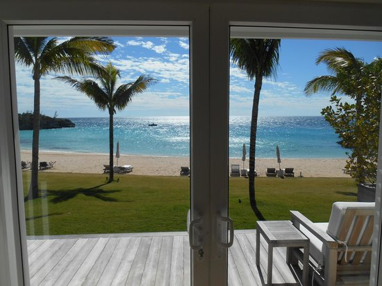The Cove Eleuthera: View from Caribbean Cove Suite