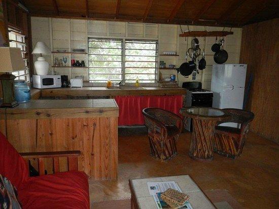 Amanda's Place: Kitchen
