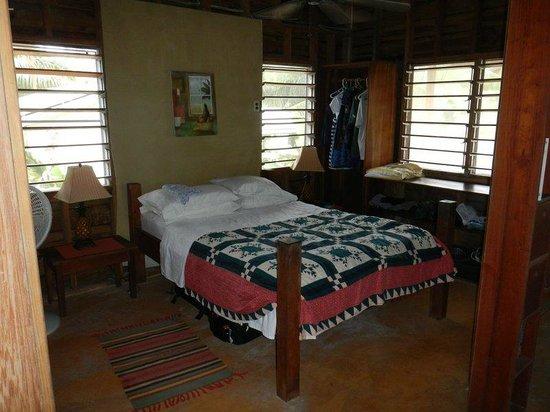 Amanda's Place: Bedroom