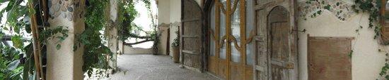Casa Guapa de Tamuziga: Entrance Casa Guapa