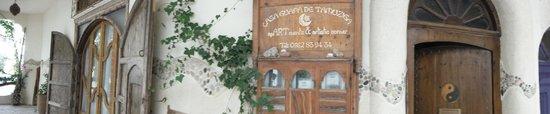 Casa Guapa de Tamuziga: Entrance