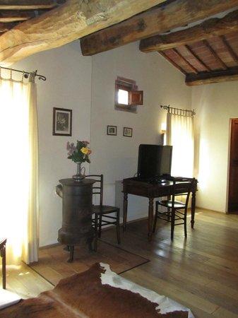 Villa Cicolina: Quarto