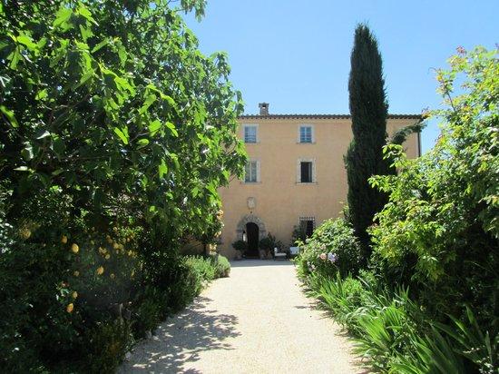 Villa Cicolina: Entrada do hotel