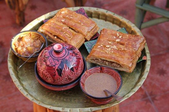 Casa Guapa de Tamuziga : Breakfast