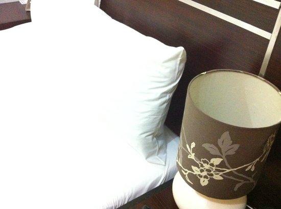 La Villa Hotel: my bedroom