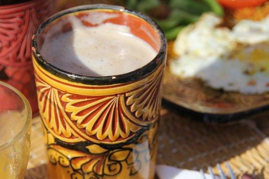Casa Guapa de Tamuziga : Der superleckere Gewürzkaffee