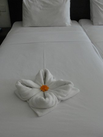 Citrus Hikkaduwa: Im Hotelzimmer