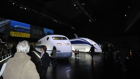 SCMAGLEV and Railway Park: 新幹線、リニア