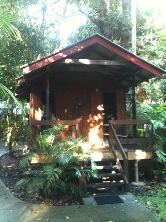 Cape Tribulation Beach House: St Crispin Room