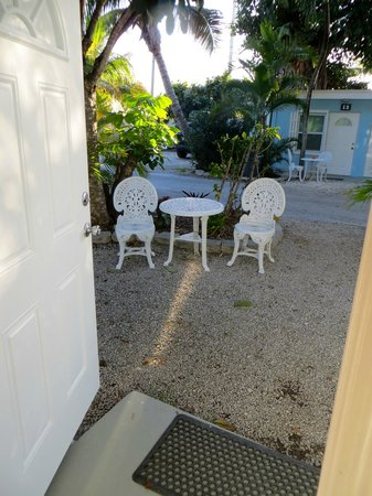 Seafarer Resort and Beach: Out the door #10