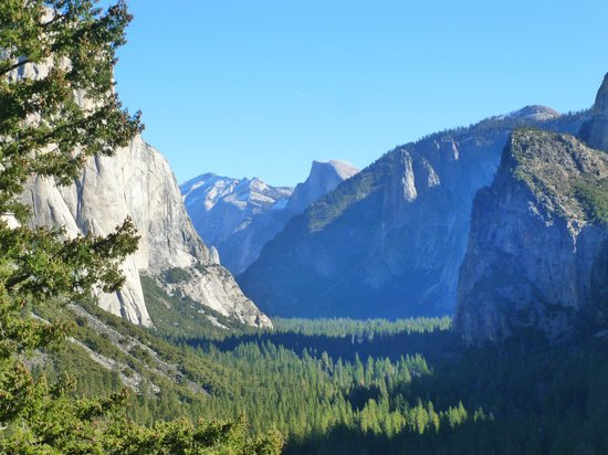Tunnel View 17th January 2014