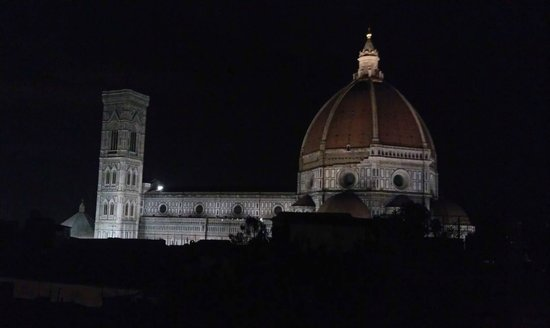 Grand Hotel Cavour: View from the rooftop