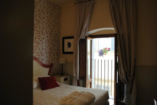 Grand Hotel Cavour : Superior Double Room