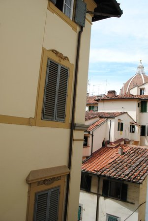 Grand Hotel Cavour : View from Room