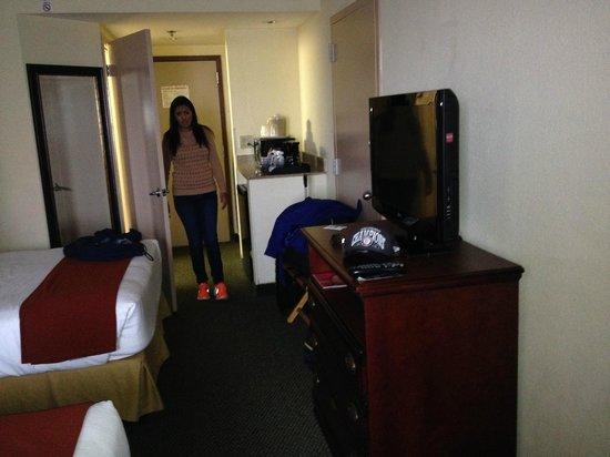 Holiday Inn Express Miami-Hialeah (Miami Lakes): Habitacion